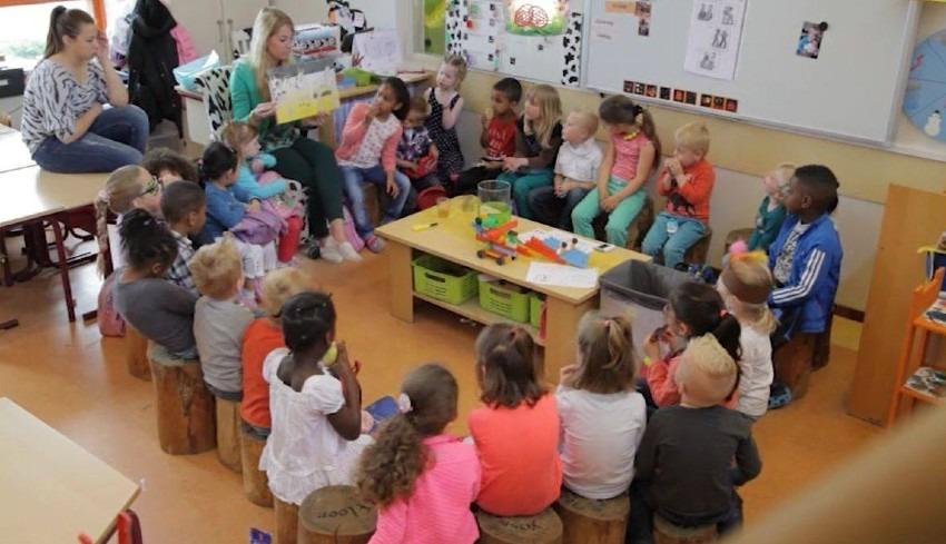 こんな教育もあったんだ!! 「オランダ・イエナプラン教育に学ぶ 初級編」