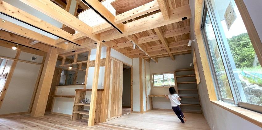 6/12(土)、13(日)富士山の恵みの家 完成見学会